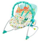 Disney Baby Winnie the Pooh Baby to Big Kid Rocking Seat Green