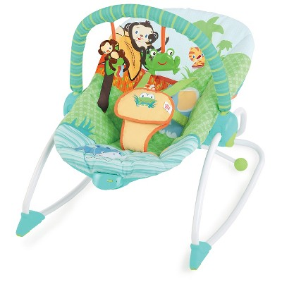 Bright Starts™ Peek-a-Zoo™ 3-in-1 Baby to Big Kid Rocker™