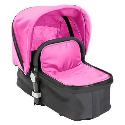 Babyroues Stroller Bassinet Black/Black