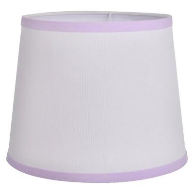 Lampshade Purple Trim - Pillowfort™