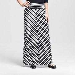 Women's Chevron Maxi Skirt - Merona™