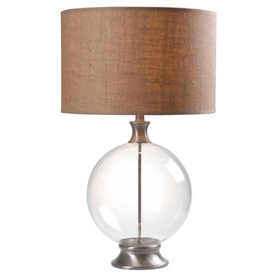 Kenroy Home Table Lamp - Stainless Steel