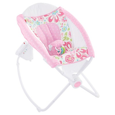 Fisher-Price Rock N Play Sleeper Pink Flowers