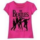 Toddler Girls' The Beatles T-Shirt - Pink 12 M
