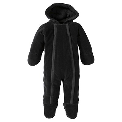 Gender Neutral Coveralls Burt's Bees Onyx 6-9 M