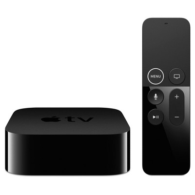 Apple® - Apple TV® 64GB – Black (MLNC2LL/A)