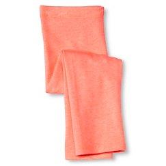 Toddler Girls' Capri Legging Pant Peach - Circo™