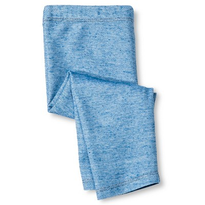 Baby Girls' Capri Legging Pant Light Indigo Blue 12M - Circo™