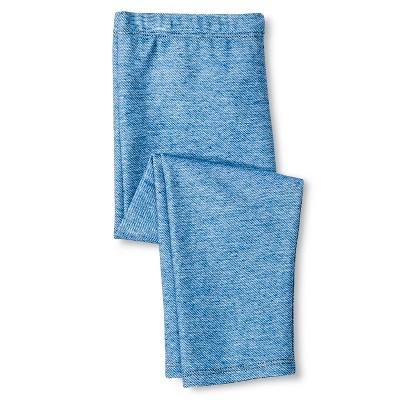 Toddler Girls' Capri Legging Pant Light Indigo Blue 3T - Circo™