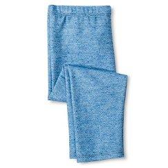 Toddler Girls' Capri Legging Pant Light Indigo Blue - Circo™
