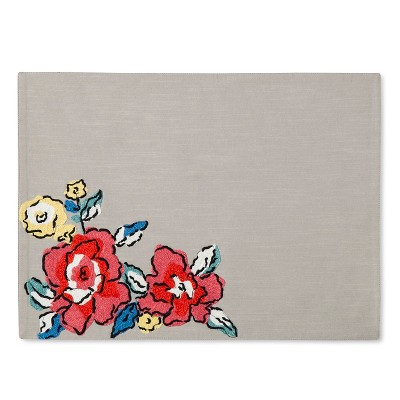 Dolce Vita Floral Placemat - Threshold™