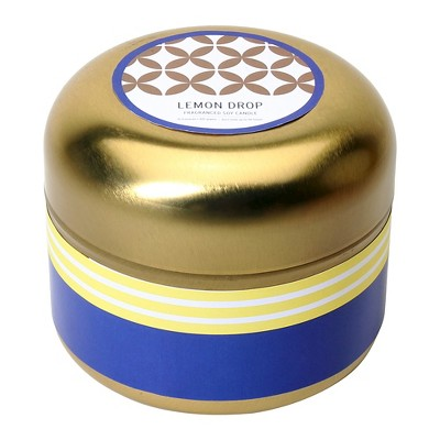 SOHO Brights Tin Candle Lemon Drop - 15.3 oz