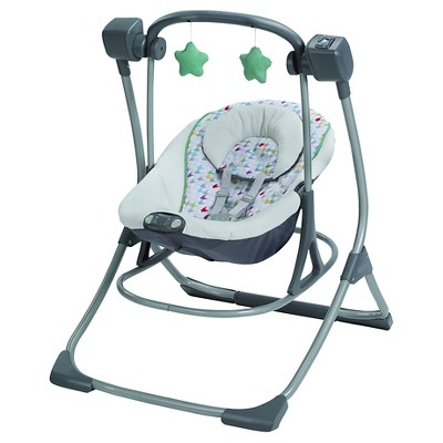 Graco Cozy Duet Swing - Lambert