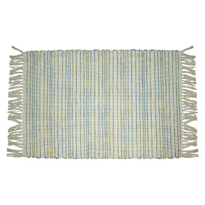 "Threshold™ Handmade Cotton  Rug (24""x36"")"