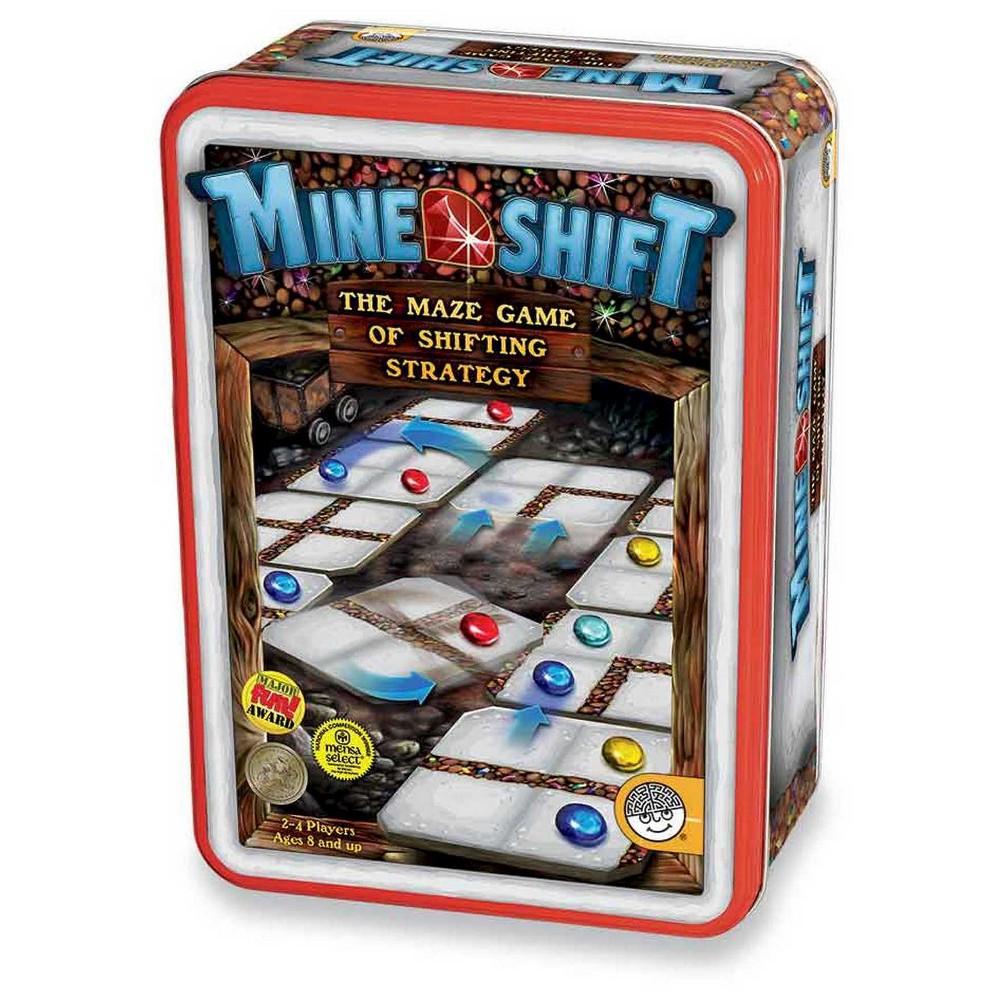 Mine Shift Maze Game, Board Games