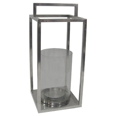 Threshold™ Lantern Large - Silver