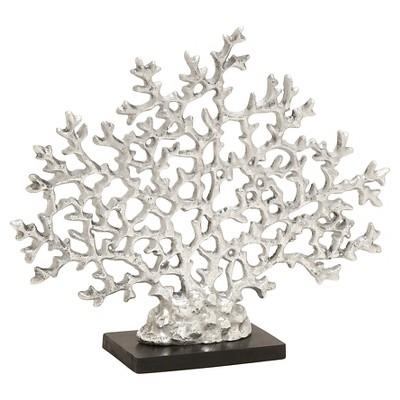 Grand and Beautiful Aluminum Coral