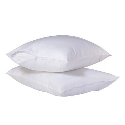 SlumberTech MicronOne Allergen Barrier Cover Jumbo Pillow Protector 2pk