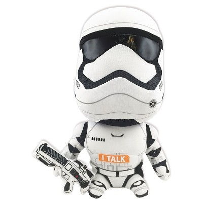 Star Wars Medium Talking Plush - E7 Stormtrooper