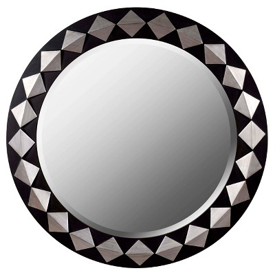 Kenroy Home Wall Mirror - Heather Expresso