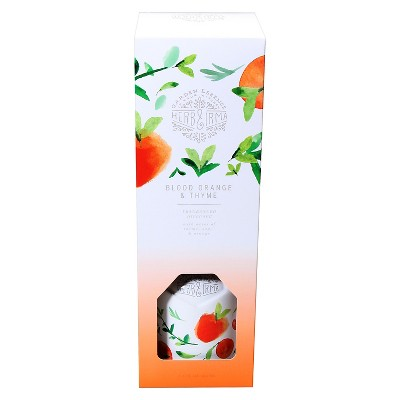 Herb & Irma Reed Diffuser Blood Orange & Thyme - 5.1 oz