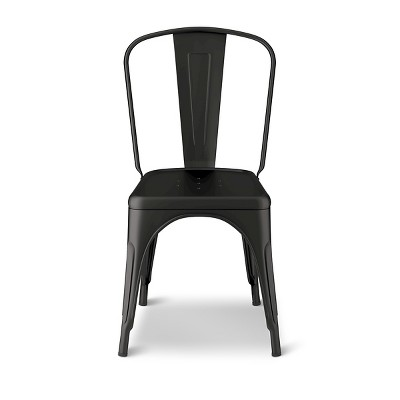 Industrial Kids Desk Chair - Matte Ebony - Pillowfort™