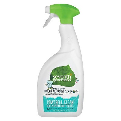 Seventh Generation All Purpose Cleaner Spray - 32oz