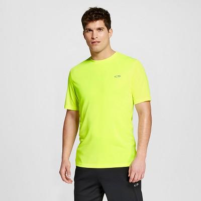 C9 Champion® Men's Tech T-Shirt Neon Light S