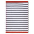 Rugby Stripe Flatweave Rug - Brooklyn & Bond™