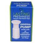 Lasting Freshness Vacuum Seal Food Storage Handheld Pump