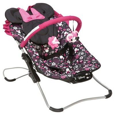 Disney Snug Fit Folding Infant Seat - Minnie Pop