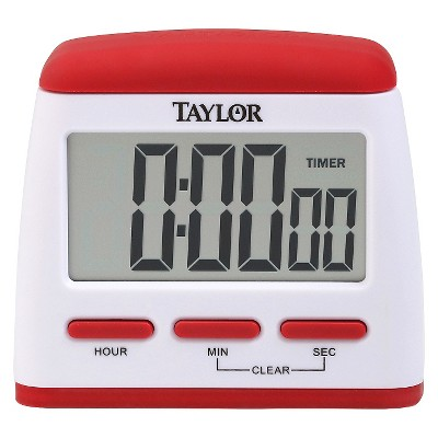 Taylor Easy Read Digital Timer/Clock