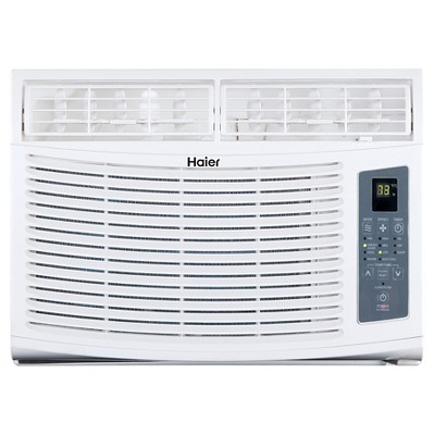 Haier 10-000 BTU Electronic Remote Control Air Conditioner - White - HWR10XCR-T