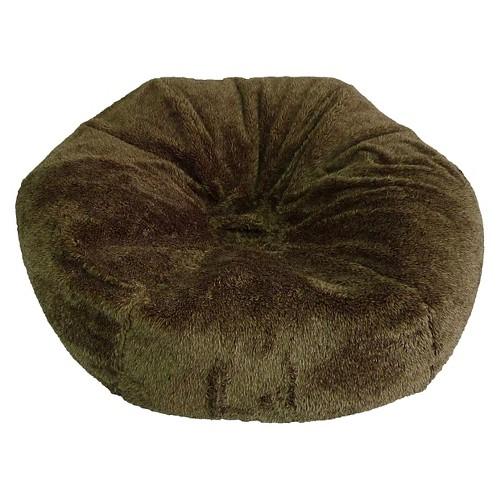 Xl Fuzzy Bean Bag Chair Pillowfort Ebay