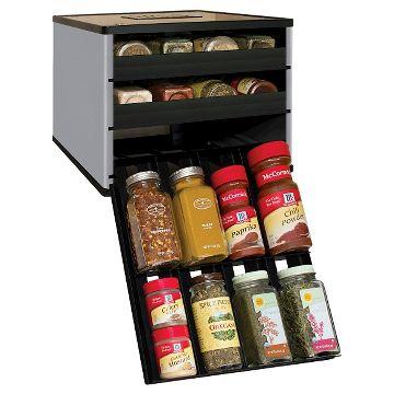 Spice Racks Kitchen Storage Home Target