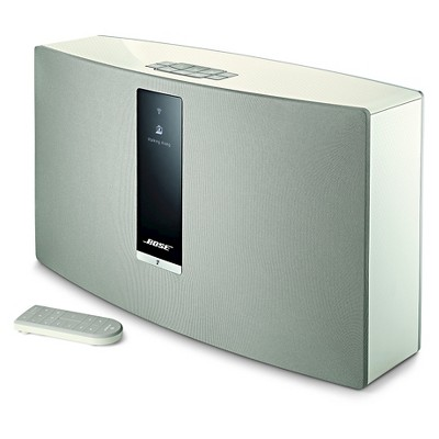 Bose® SoundTouch 30 Series III wireless music system - White (738102-1200)