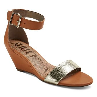 Women's Sam & Libby Shae Quarter Strap Sandals