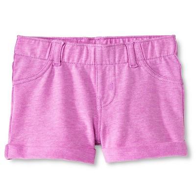 Toddler Girls' Jegging Short Purple 2T - Circo™