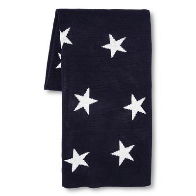 Oversized Star Bed Throw Navy & Cream - Threshold™