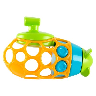 Oball™ Tubmarine Bath Toy - Orange