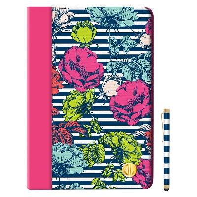 Tablet Case Dabney Lee Pink Navy