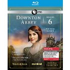 Downton Abbey Season 6 (Blu-ray) (w/Notepad) - Target Exclusive