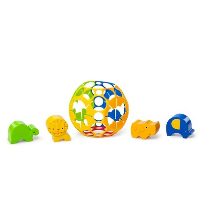 Oball™ Jungle Adventures Shape Sorter