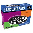Teacher Created Resources I Have Who Has Game, Grades 4-5, Class Play, 37 Cards/Game, 148/Box
