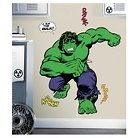RoomMates Marvel Classic Hulk Peel and Stick Giant Wall Decals