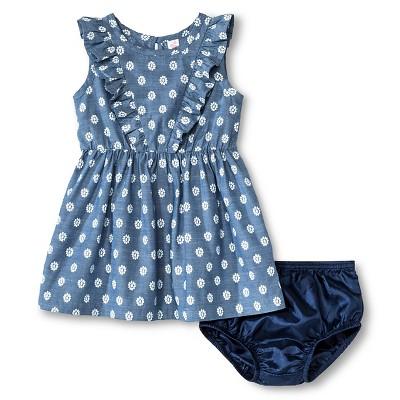 Sun Dresses Cruise Blue Cherokee 12 M