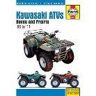 Haynes Kawasaki ATVs Bayou 220/250/300 a ( Haynes Service and Repair Manual) (Paperback)