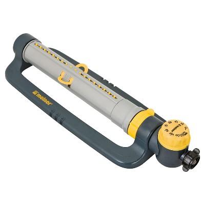 Melnor 3900 sq. ft. Turbo Oscillating Sprinkler with Timer