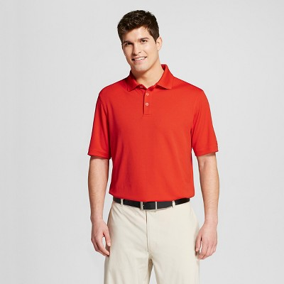 C9 Champion® Men's Polo Shirt Red Puree M