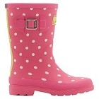 Girls' Joules® Dot Print Welly Rain Boots - Assorted Colors